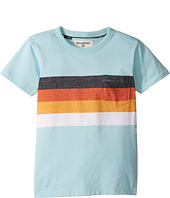 Billabong Kids - Caster Short Sleeve Crew (Toddler/Little Kids)