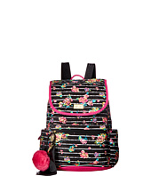 Luv Betsey - Fkout Cotton Quilted Backpack