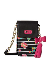 Luv Betsey - On The Go Quilted PVC Crossbody