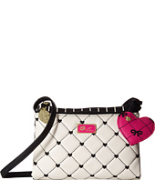 Luv Betsey - Luvly Quilted PVC Wallet On A String