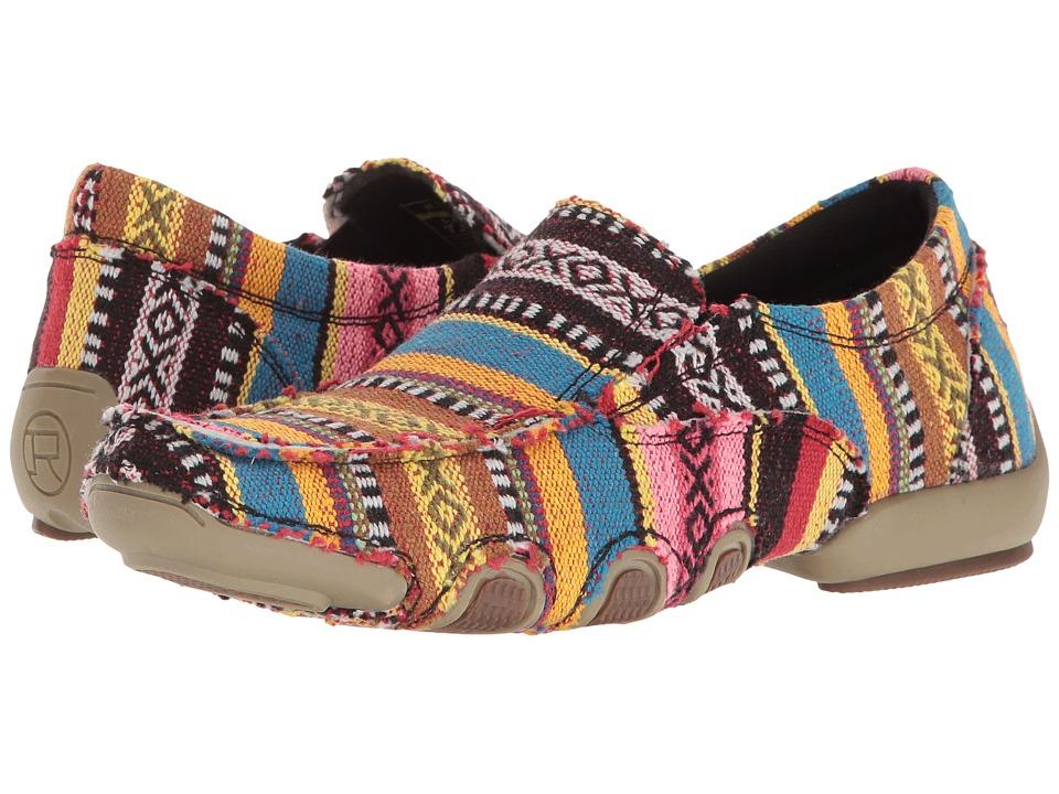Roper Liza (Multi/Southwest Stripe) Women's Shoes