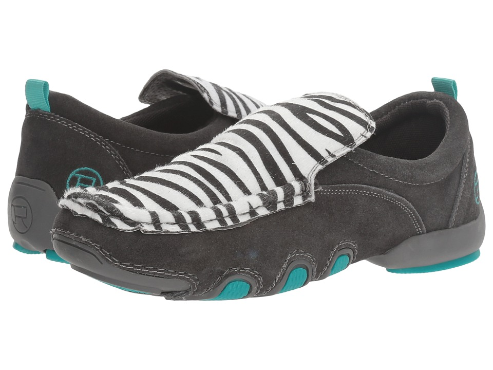Roper Bailey (Zebra/Grey) Women