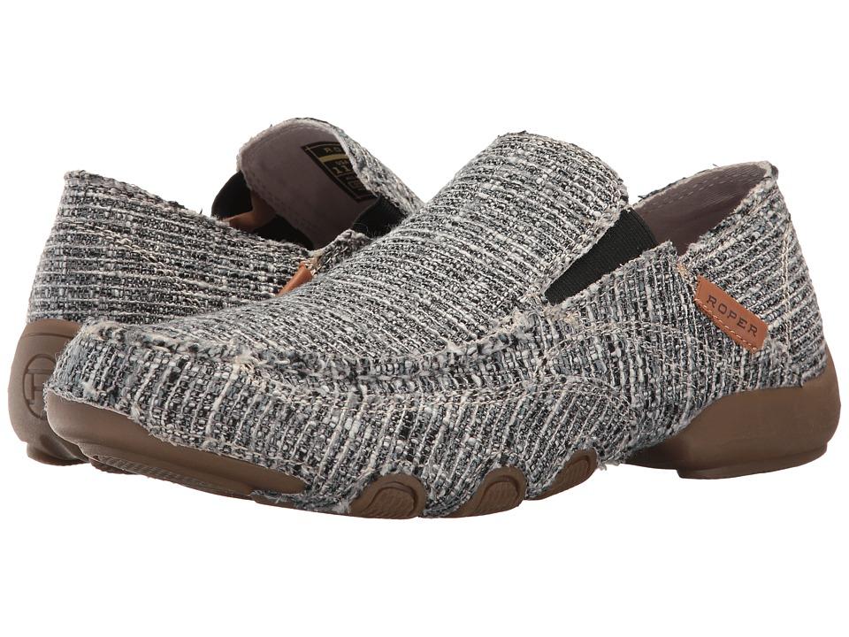 Roper Dougie (Grey Tweed) Men