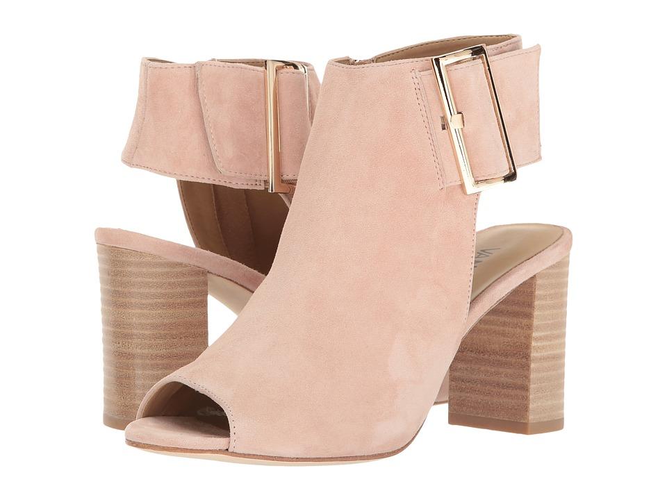 Vaneli Bisa (Rose Suede) High Heels