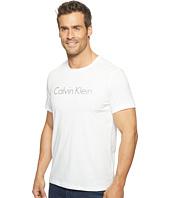 Calvin Klein - Space Dyed Calvin Klein Logo Jersey Tee