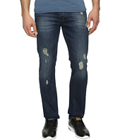 Calvin Klein Jeans - Slim Fit Jeans in Abbott Kinney Destructed Wash