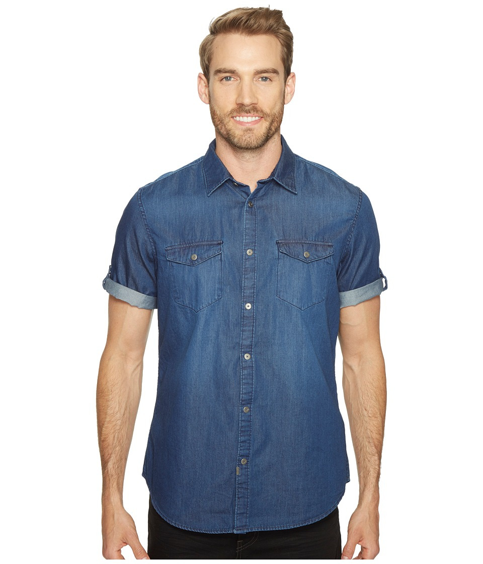 Calvin Klein Jeans - Short Sleeve Denim Shirt