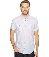 Calvin Klein Jeans - Cross Hatch Slub Button Down Shirt