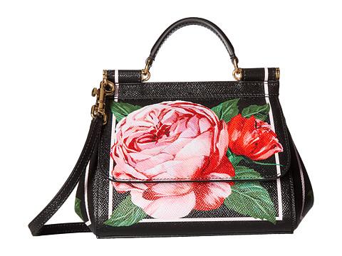 Dolce & Gabbana St. Dauphine Miss Sicily Mini Bag