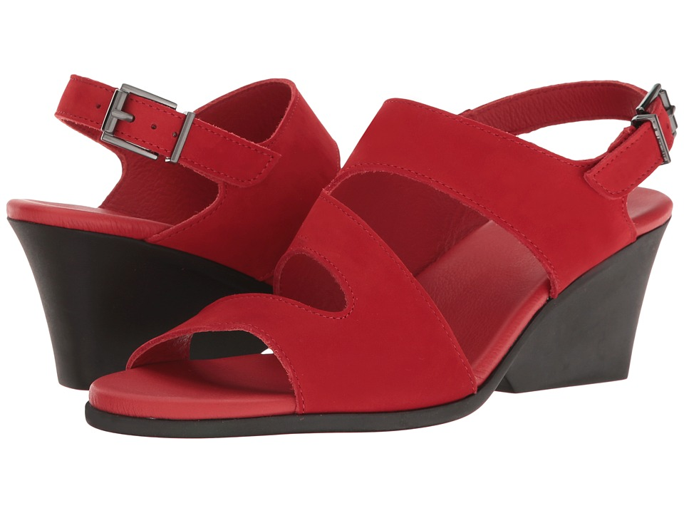Arche Ritko (Feu/Red Nubuck) Women