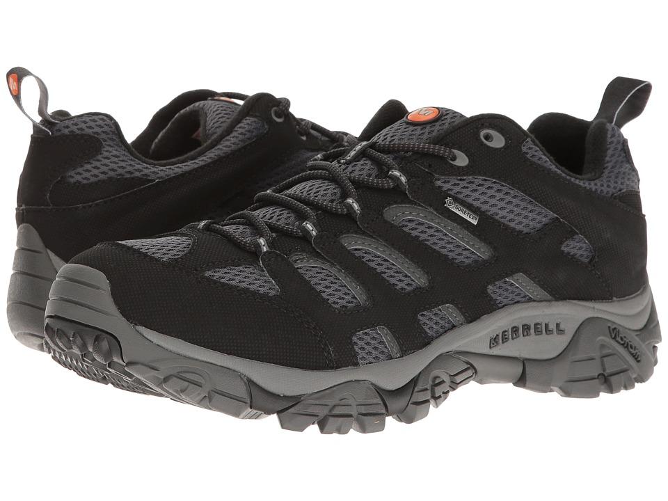 Merrell Moab GTX (Black/Granite) Men