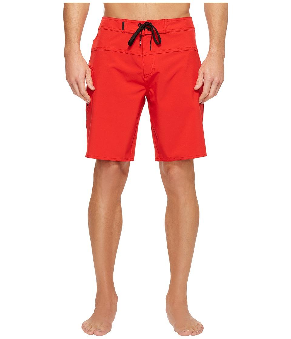 Tavik Wexler Surf Boardshorts (Red) Men