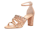 Jerome C. Rousseau - Cork Studded Ankle Strapped Heel