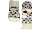 San Diego Hat Company San Diego Hat Company KNG3475 Tree And Hearts Pop Over Gloves