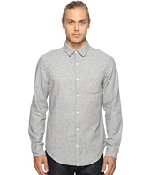 Original Penguin - Long Sleeve Brushed Oxford Woven Shirt
