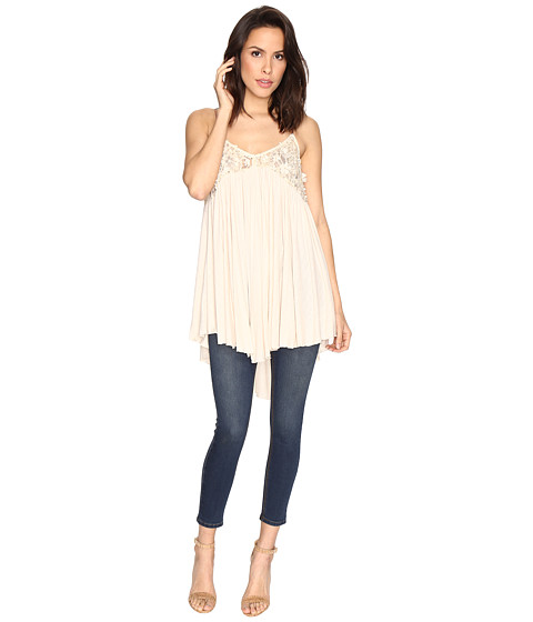 Free People Mad About You Tank Top - Neutral