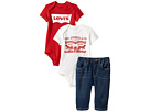 Levi's® Kids - Three-Piece Box Set (Infant)