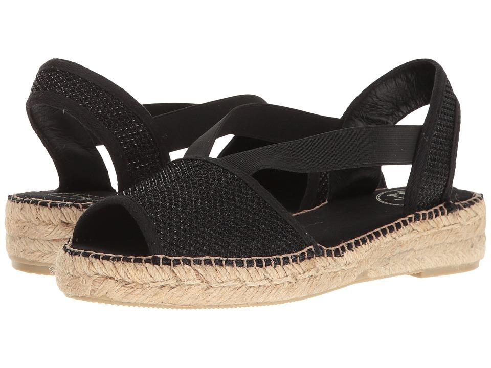 Toni Pons - Estel-S (Black Susi) Womens  Shoes