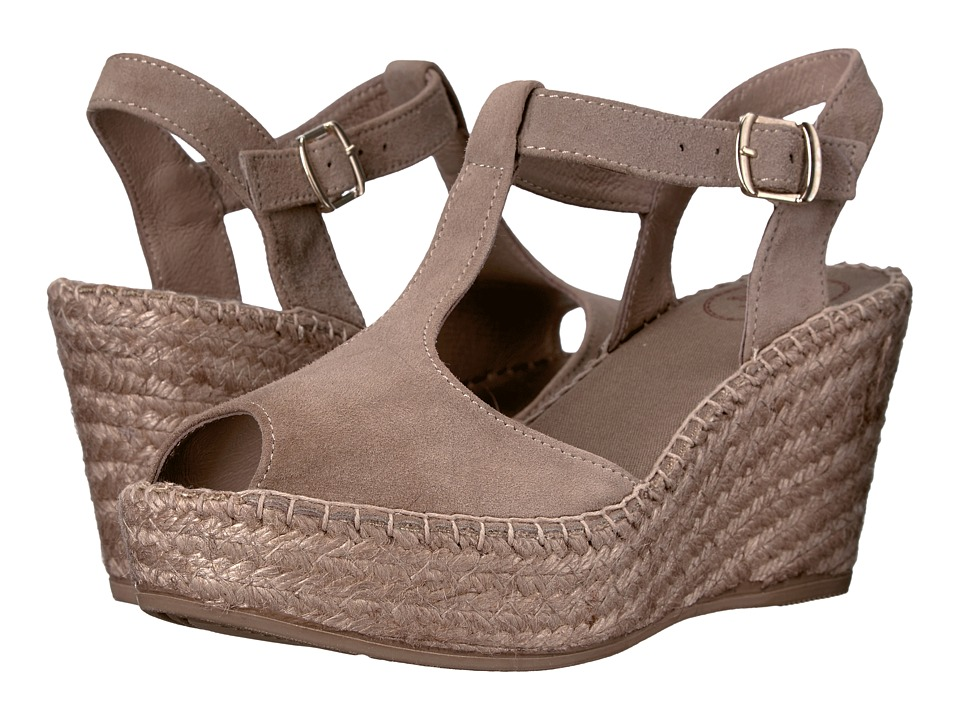 Toni Pons Lidia (Taupe Suede) Women