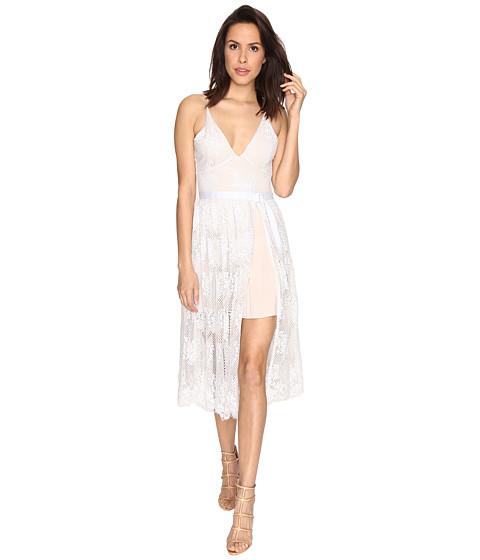 Free People Matchpoint Midi Lace Dress