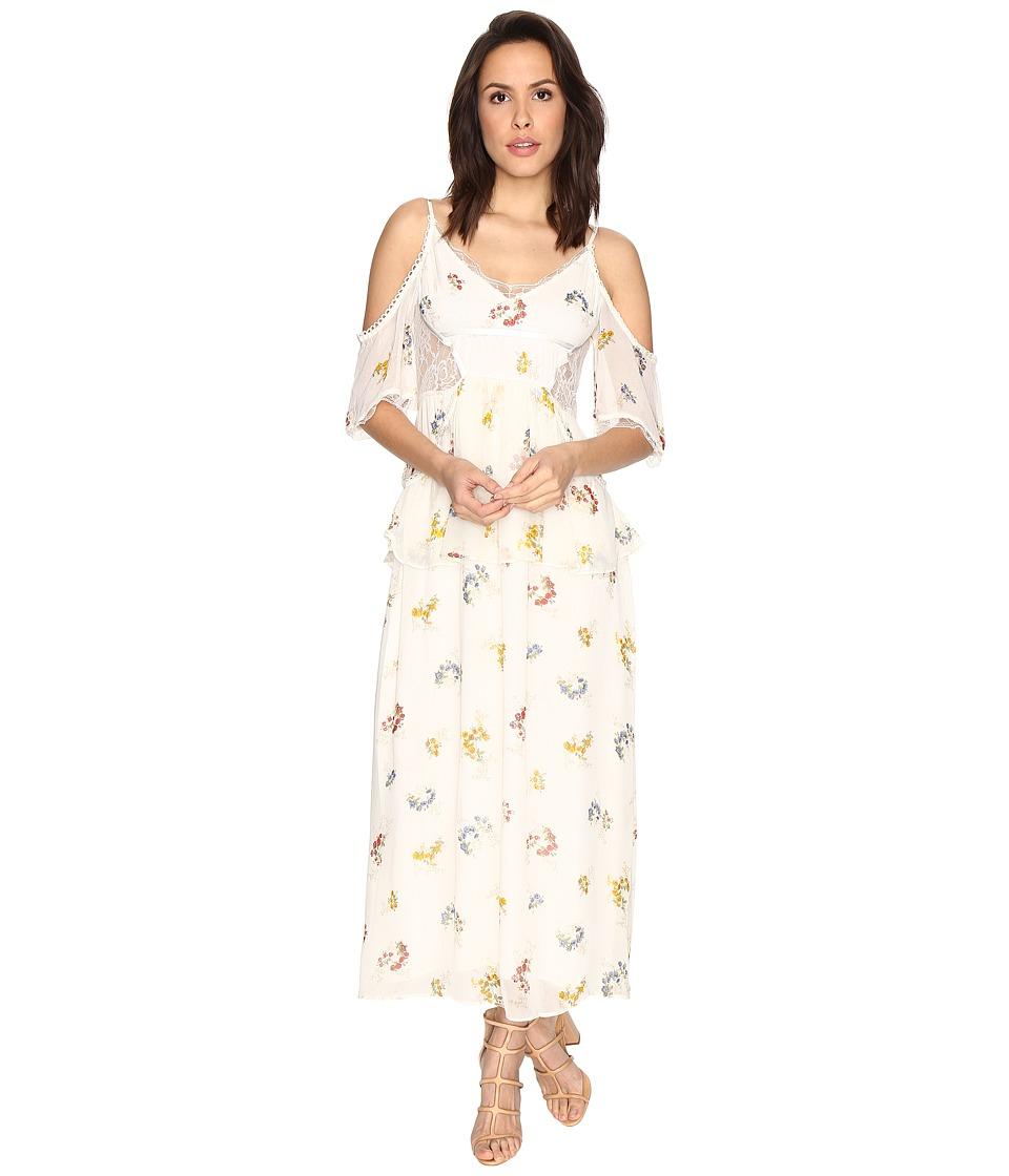 Free People Magnolia Maxi Dress (Ivory) Women