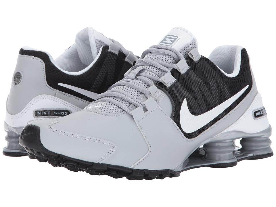 Nike Shox Avenue Leather (Wolf Grey/White/Anthracite) Men