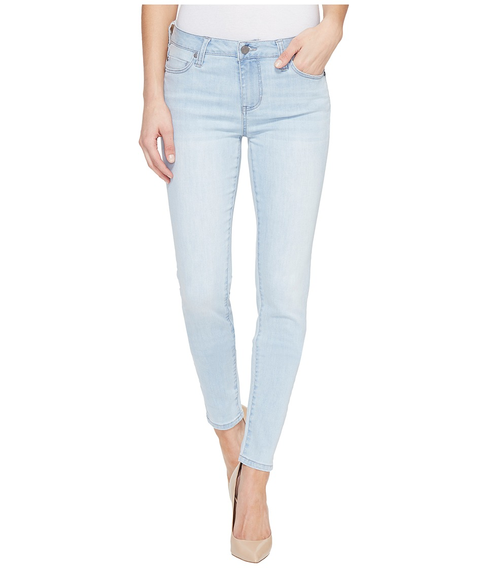 Liverpool Liverpool - Abby Skinny Vintage Super Comfort Stretch Denim Jeans in Boulder Bleach Out