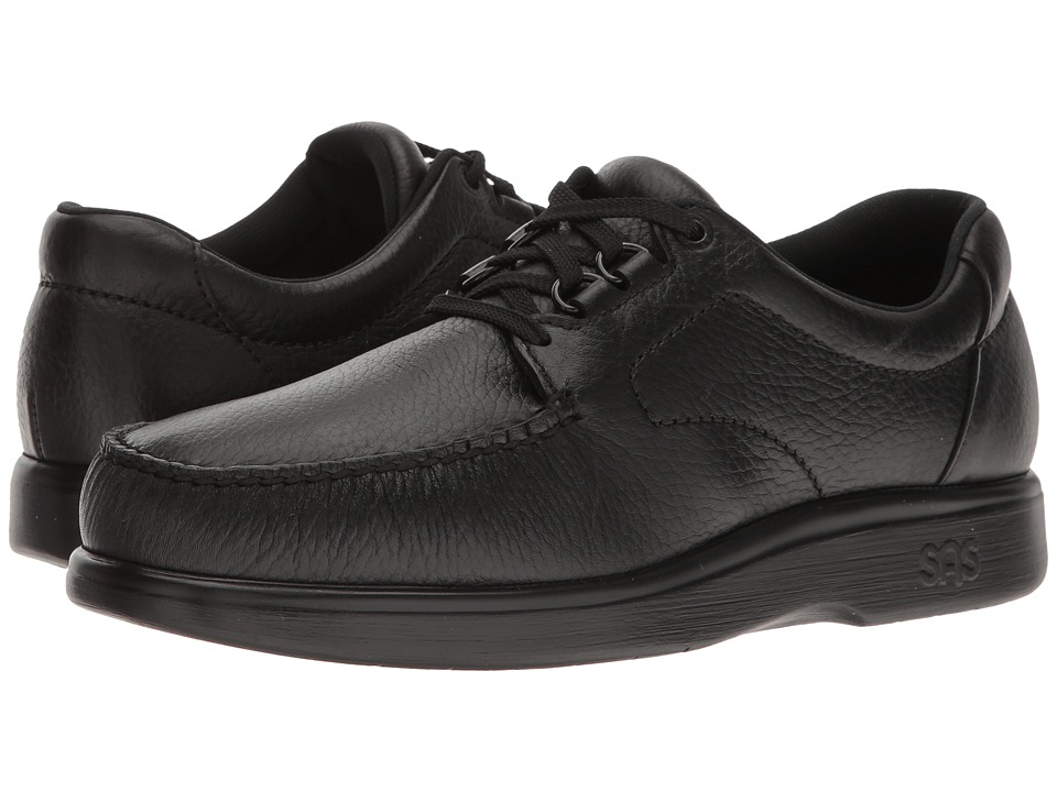SAS - Bout Time (Black) Men's Shoes