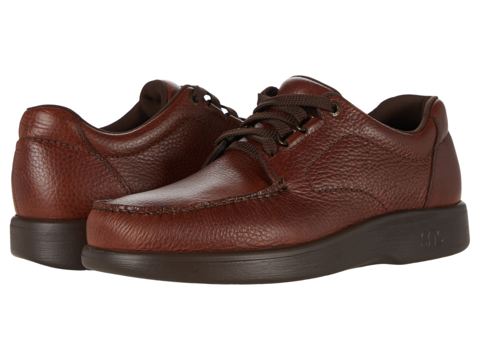 SAS - Bout Time (Mulch) Men's Shoes