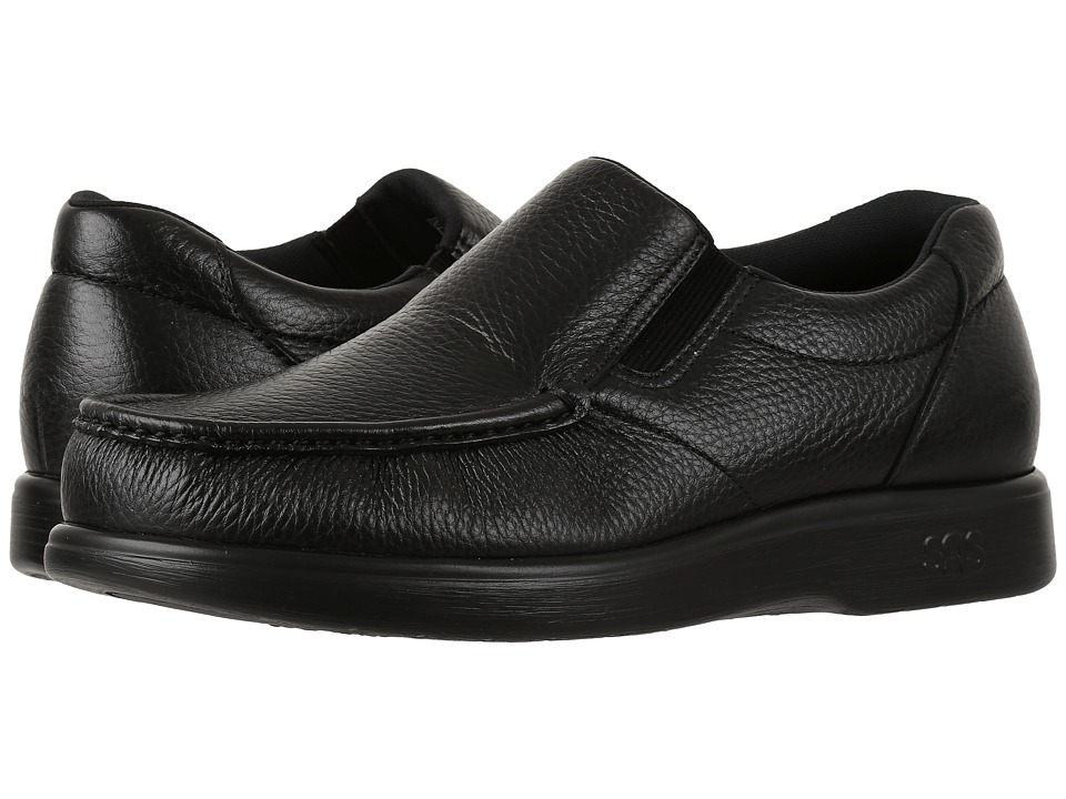 SAS - Side Gore (Black) Men's Shoes