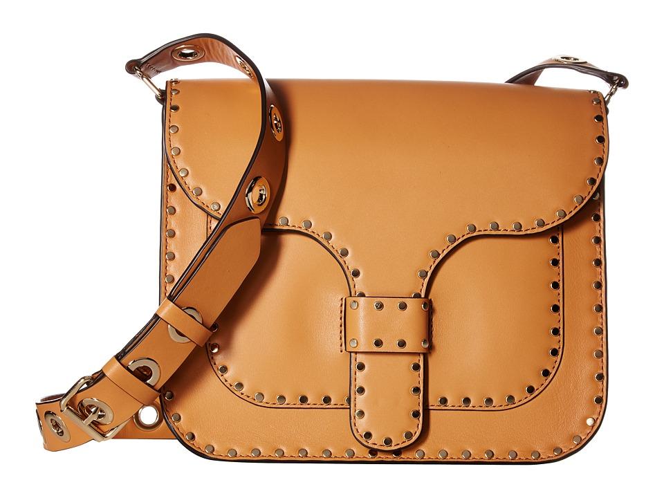 Rebecca Minkoff Midnighter Large Messenger (Sand) Messenger Bags