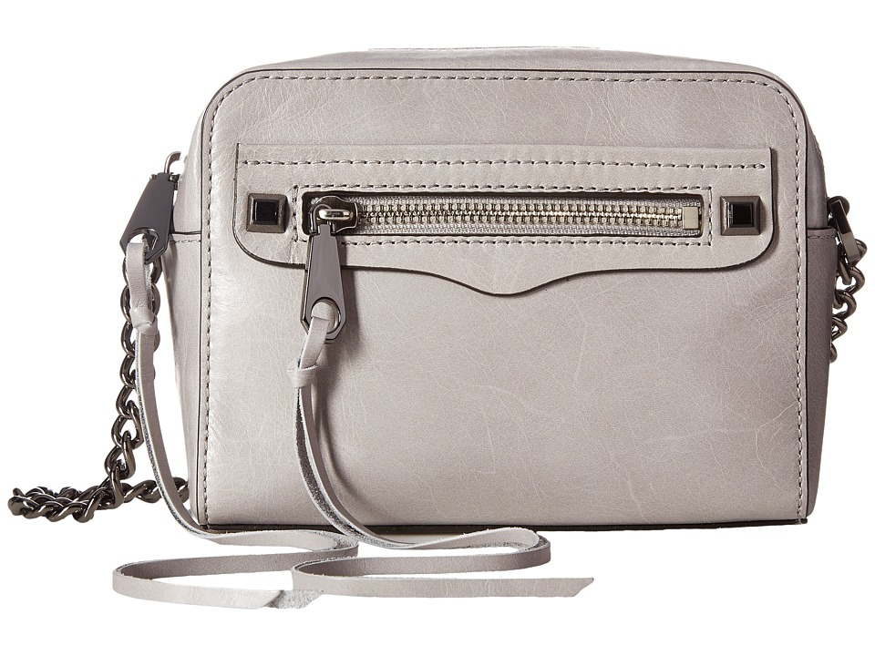Rebecca Minkoff - Regan Camera Bag (Cemento) Handbags