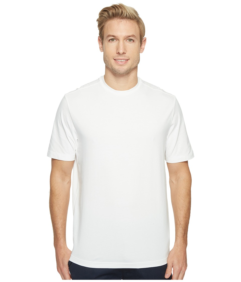 Tommy Bahama - Tropicool Tee (White) Men's T Shirt