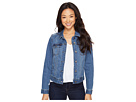 Liverpool Liverpool Classic Denim Jacket in Vintage Super Comfort Stretch Denim
