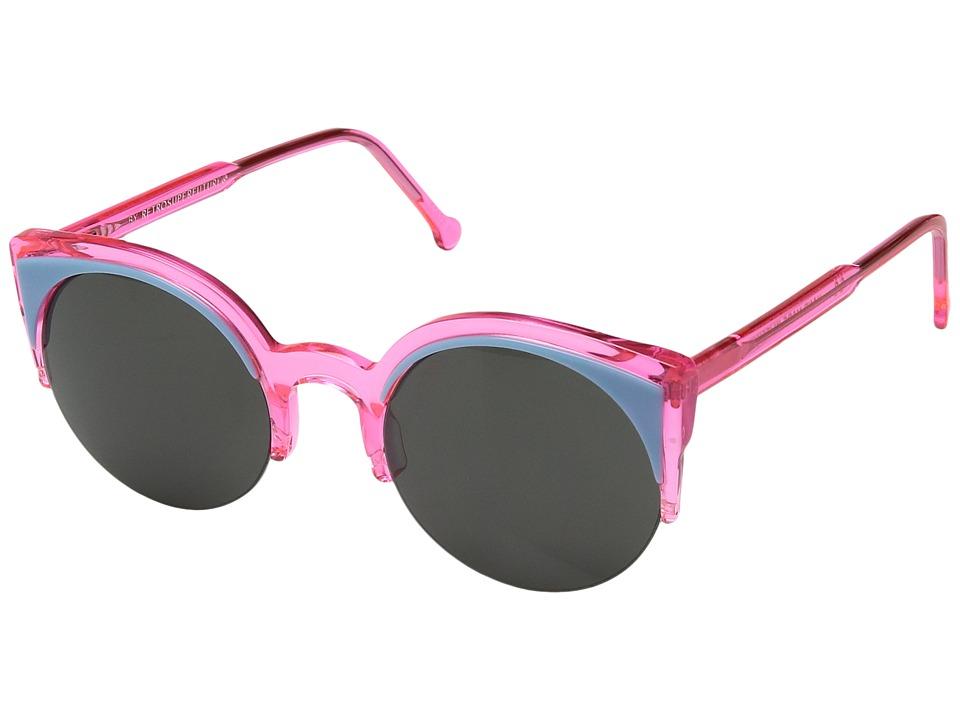 Super Lucia Surface Anguria (Pink) Fashion Sunglasses