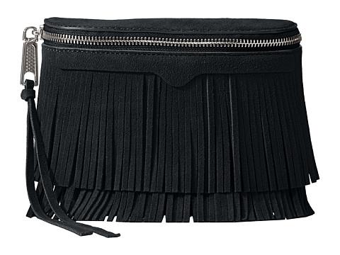 Rebecca Minkoff Finn Belt Bag - Black
