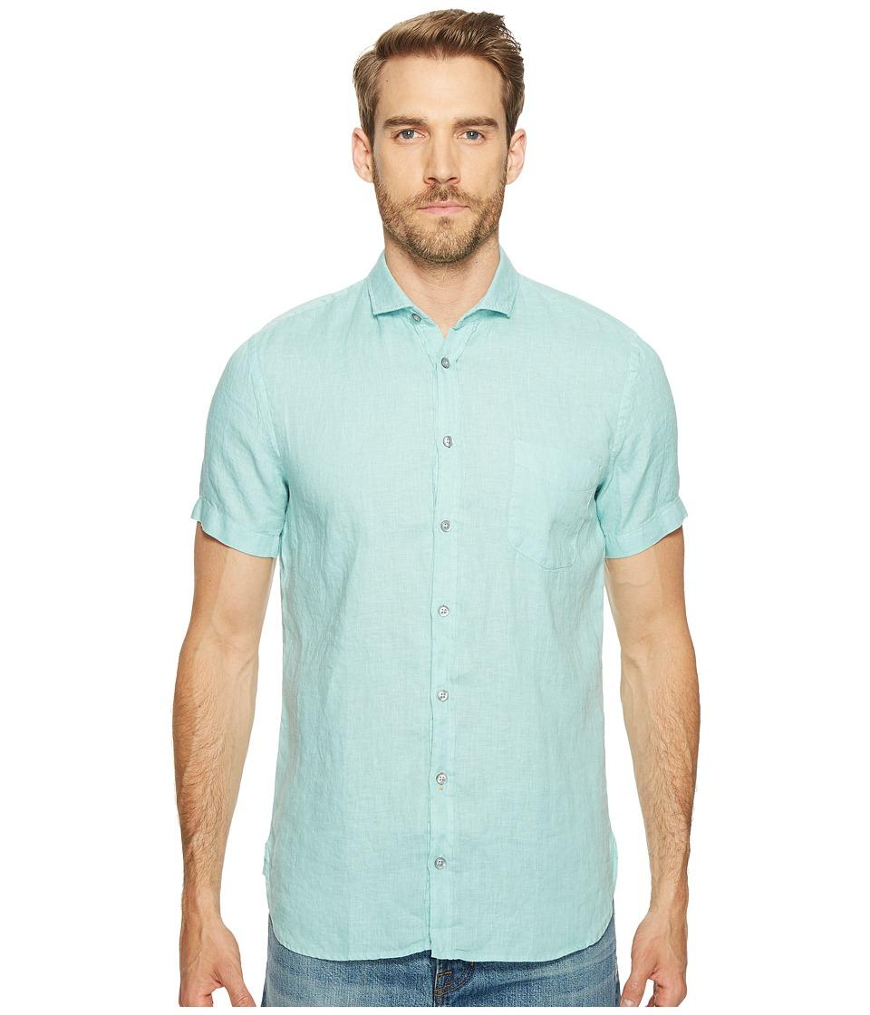 BOSS Orange Cattitude-Short 10169252 01 (Turquoise/Aqua) Men