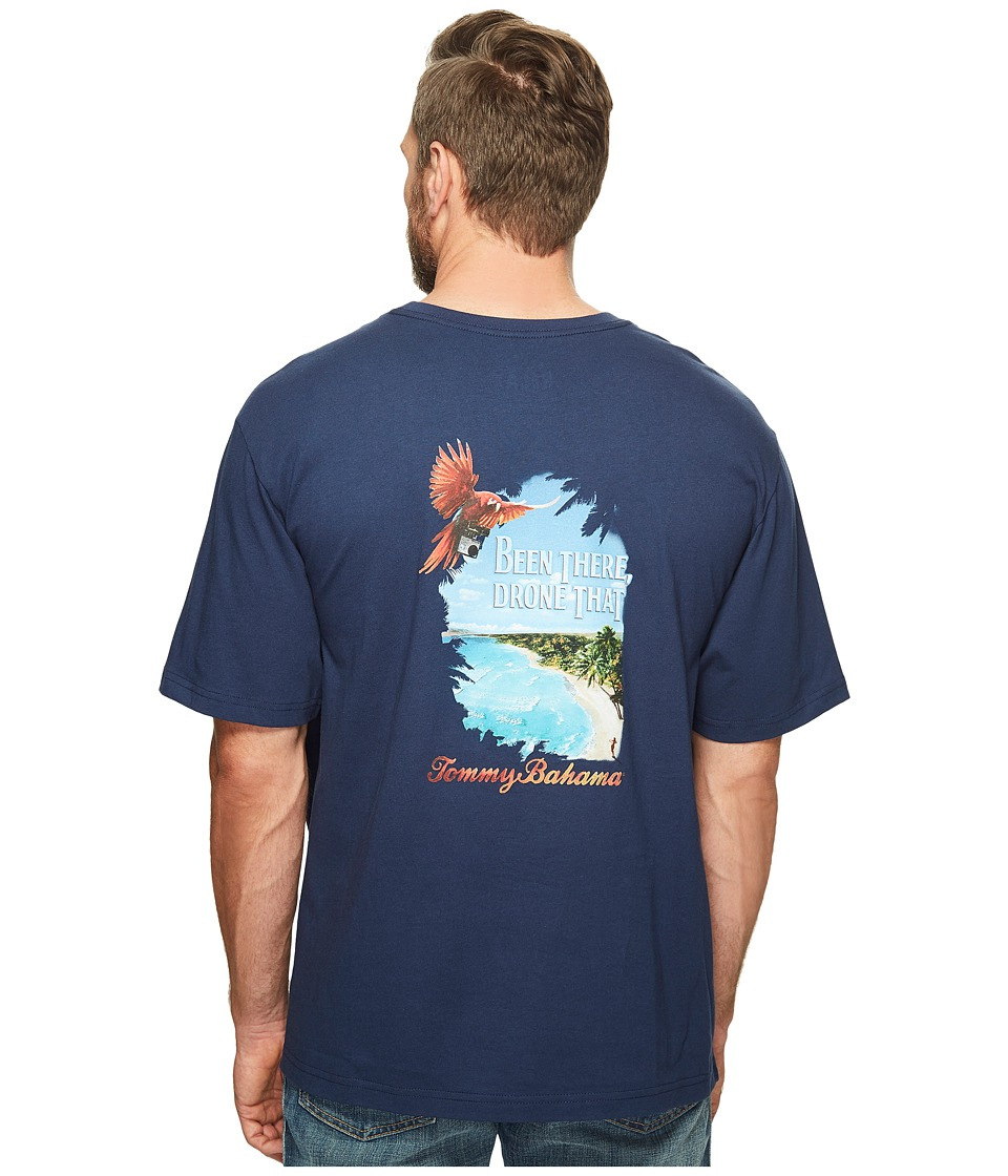 Tommy Bahama Big & Tall - Big Tall Been There Drone That Tee