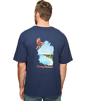 Tommy Bahama Big & Tall - Big & Tall Been There Drone That Tee