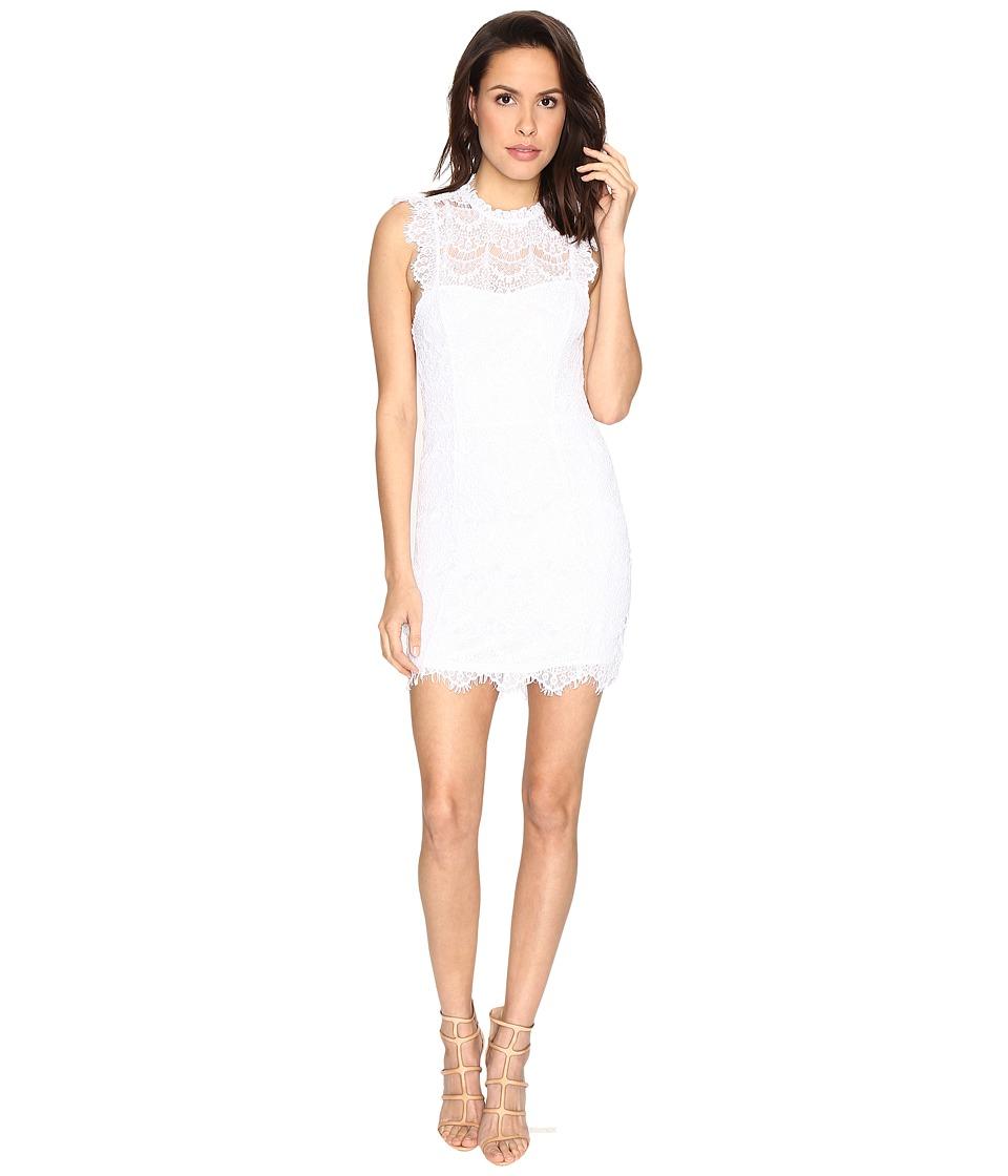 Free People Daydream Bodycon Slip Dress (White) Women
