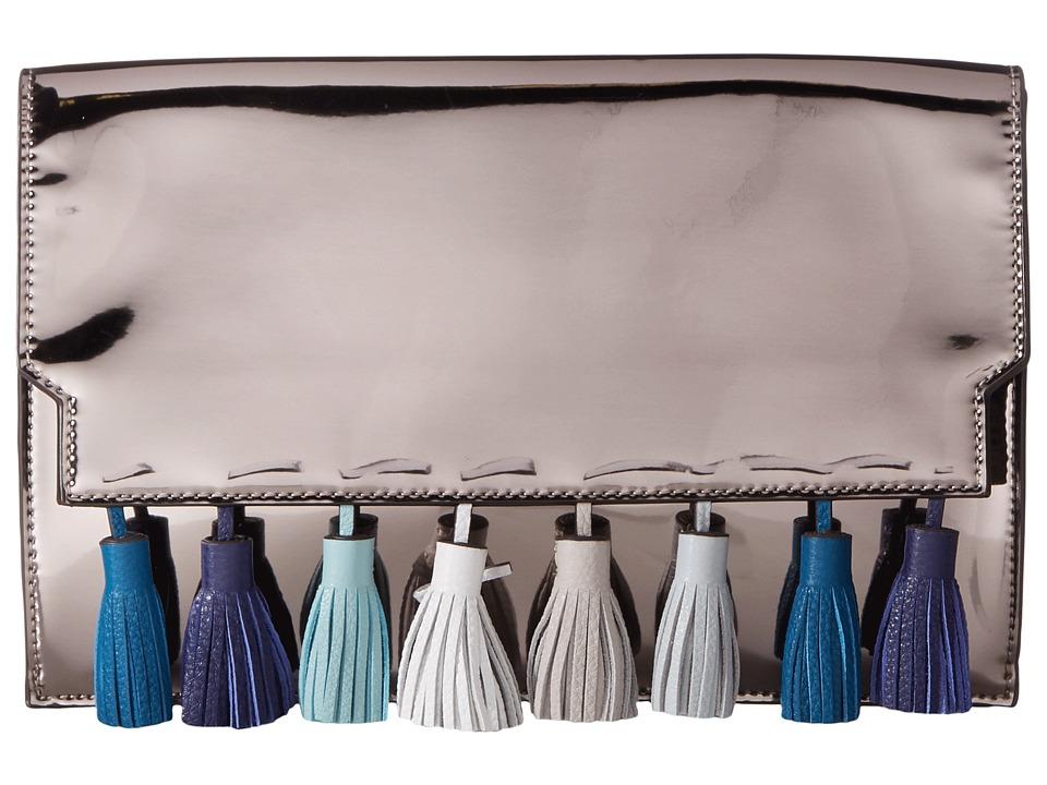 Rebecca Minkoff Sofia Clutch (Nickle) Clutch Handbags