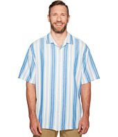 Tommy Bahama Big & Tall - Big & Tall Socrates Stripe