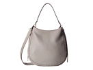Rebecca Minkoff - Unlined Convertible Hobo with Whipstitch