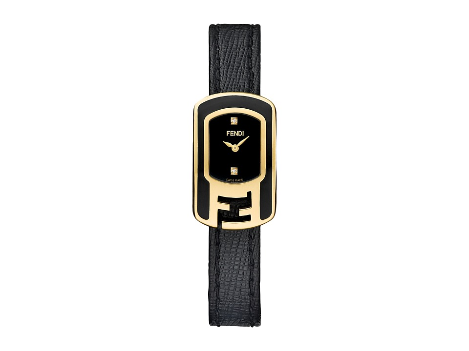 Fendi Timepieces - Chameleon Enamel 18X31mm