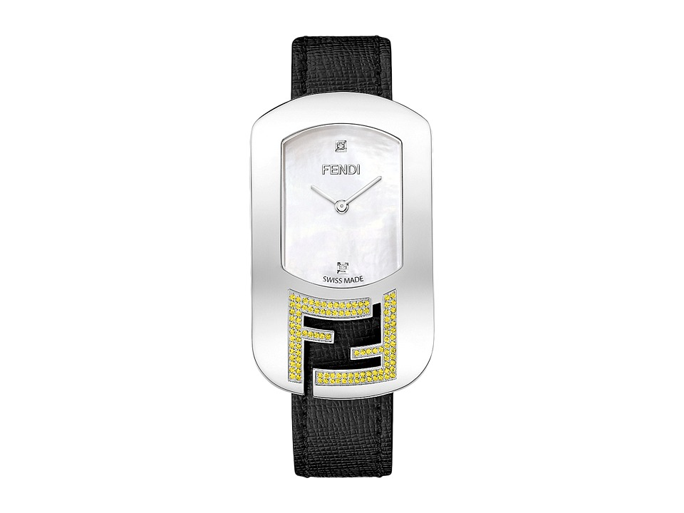 Fendi Timepieces - Chameleon Topaz 29X49mm