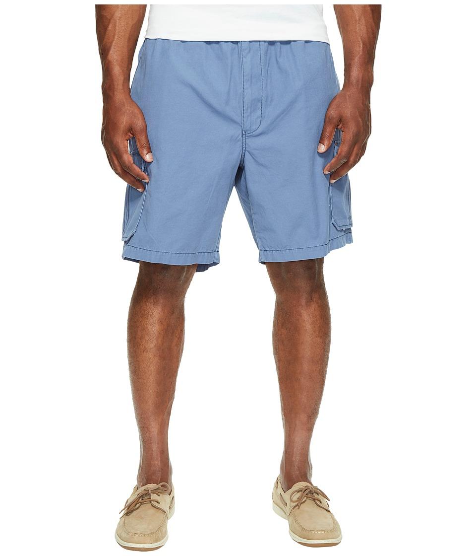 Tommy Bahama Big & Tall Big Tall Survivalist Short (Chambray) Men