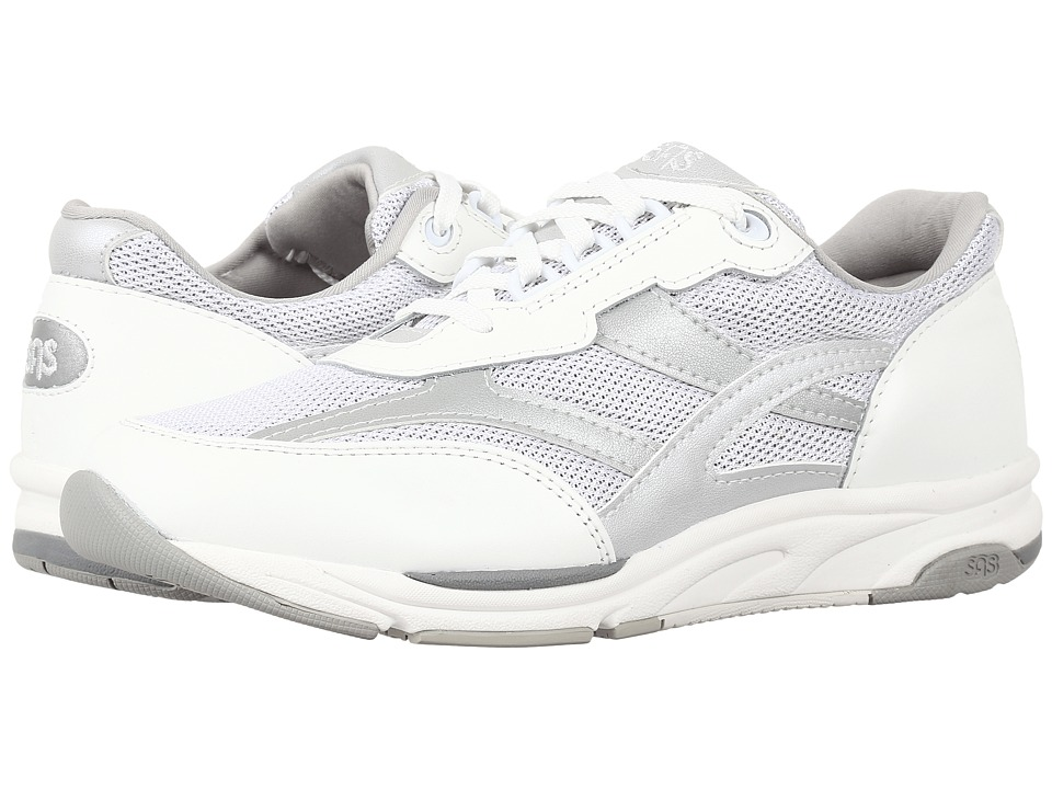 SAS Tour Mesh (Silver) Women's Shoes