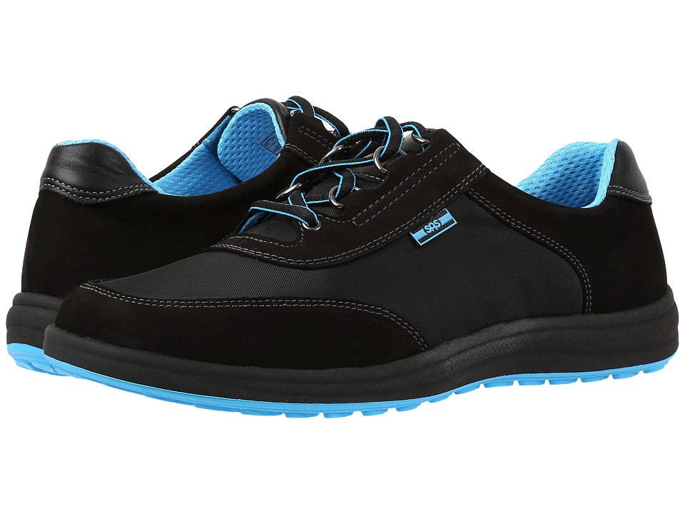 SAS Sporty (Black) Women's Shoes