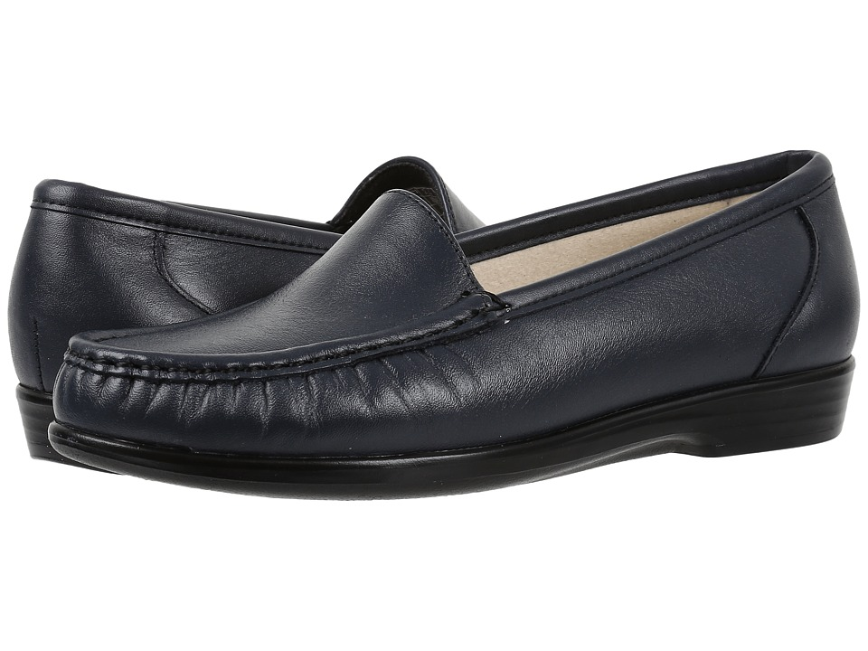 SAS Simplify (Navy) Women's Shoes