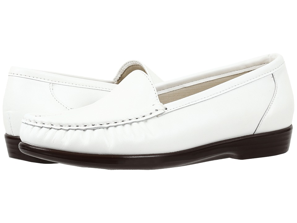 SAS Simplify (White) Women's Shoes